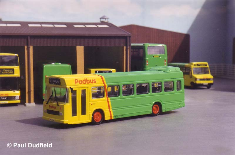 Padbus 517 Leyland National